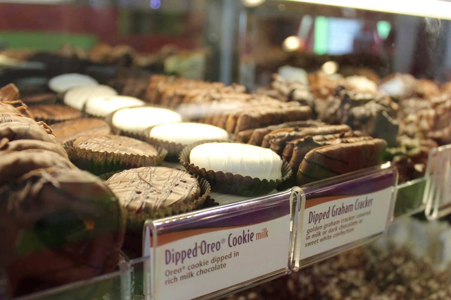 Enjoy Rocky Mountain Chocolate Factory | Legacy Village
