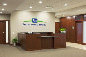 Fifth Third Bank Front Desk
