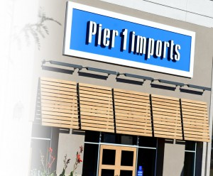 Pier 1 store