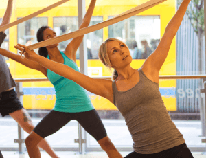 Barre 3 Exercise
